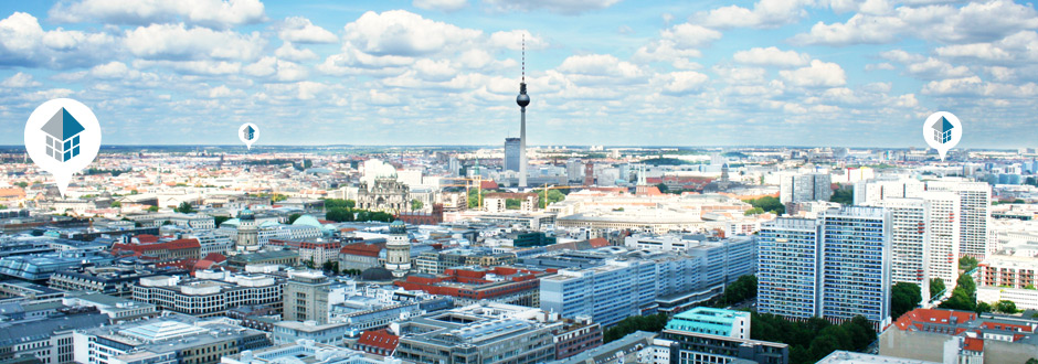 Skyline Berlin Immobilien